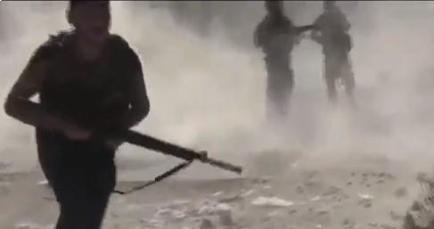 Συρία :  Κούρδοι μαχητές σώζουν τους συντρόφους τους – Βίντεο  ντοκουμέντο με | tovima.gr