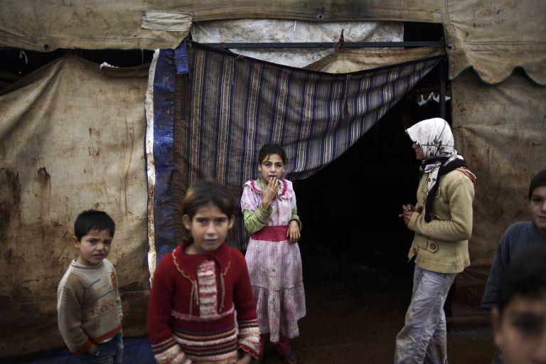 Συρία : Δραματική έκκληση παιδιών -Ζητούν βοήθεια για να μην πέσουν στα χέρια του ISIS | tovima.gr