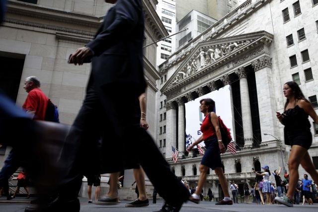 «Συγχρονισμένη επιβράδυνση» βλέπει στην παγκόσμια οικονομία το ΔΝΤ | tovima.gr