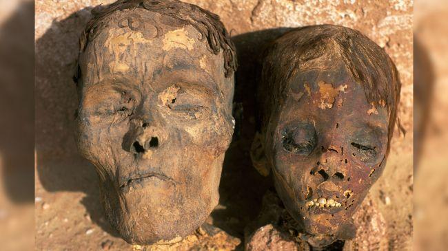 Μούμια 4.000 ετών είχε υψηλή χοληστερόλη | tovima.gr
