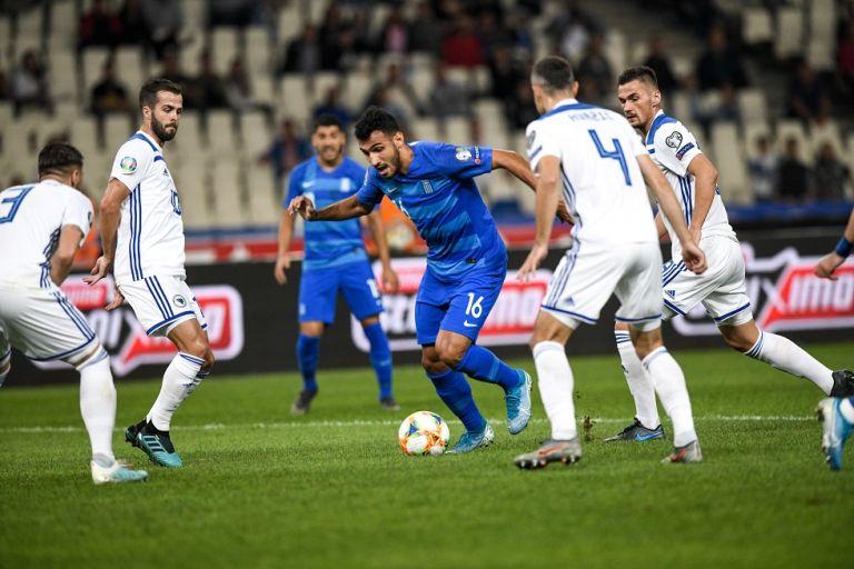 Εθνική Ελλάδας : Η πιο νεανική ομάδα των τελευταίων επτά ετών | tovima.gr