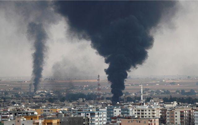 Συρία: Η Τουρκία μας βομβαρδίζει με ναπάλμ | tovima.gr