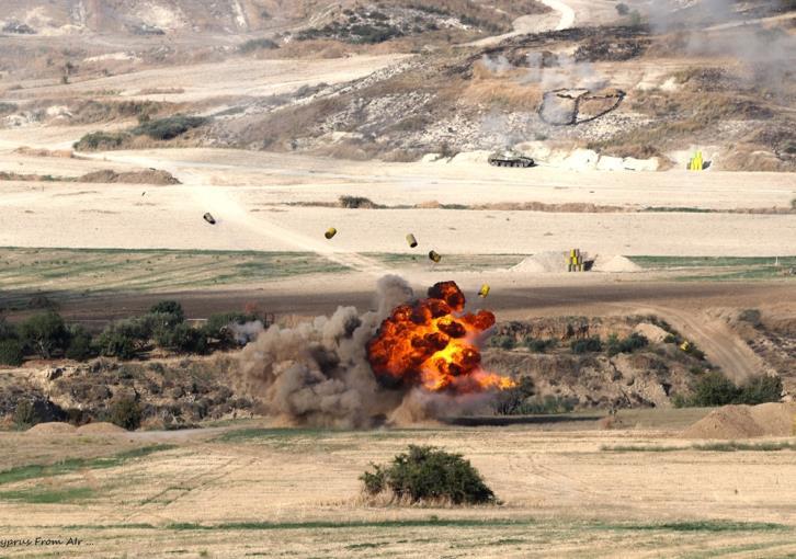 «Ατσάλινο Βέλος»: Εντυπωσιακή άσκηση στην Κύπρο με τη συμμετοχή ελληνικών F-16 | tovima.gr