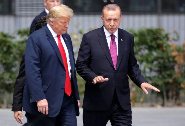 Ερντογάν: Πέταξα στα σκουπίδια την επιστολή Τραμπ | tovima.gr