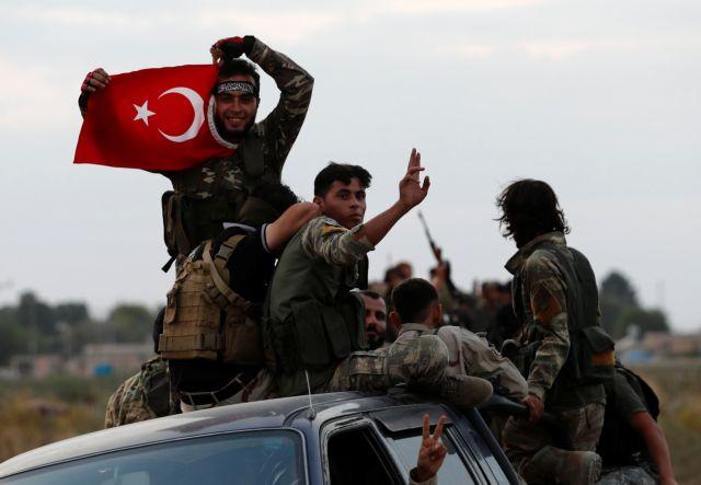 Τουρκία :  Απόλυτη ικανοποίηση για την απόφαση κατάπαυσης πυρός στη Συρία | tovima.gr