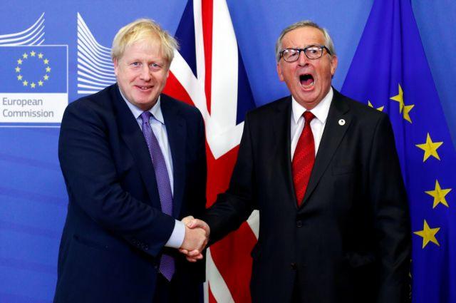 Σαφές μήνυμα Γιούνκερ στους Βρετανούς : Αυτή είναι η συμφωνία, δεν θα υπάρξει νέα παράταση | tovima.gr