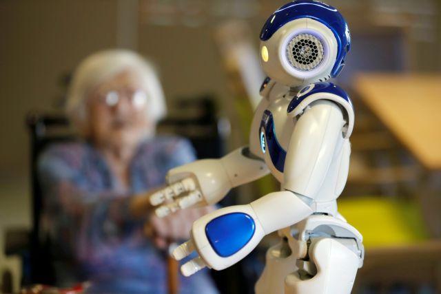 ΣΕΒ : Μεγάλος ο κίνδυνος να χαθούν θέσεις εργασίας από την αξιοπιστία της ρομποτικής | tovima.gr