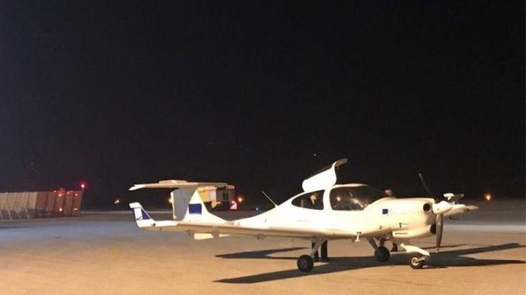 Μυτιλήνη : Aναγκαστική προσγείωση διθέσιου εκπαιδευτικού αεροσκάφους | tovima.gr