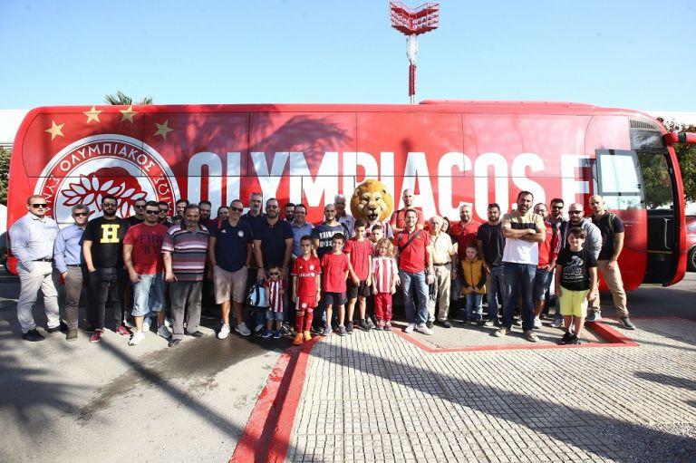 Μοναδική εμπειρία για εκλεκτούς προσκεκλημένους του Ολυμπιακού   tovima.gr