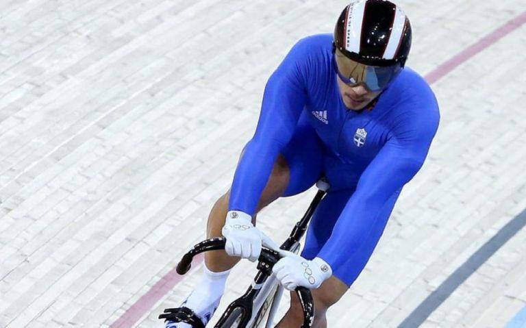 Ευρωπαϊκό πρωτάθλημα ποδηλασίας : Ξανά στο βάθρο με ασημένιο μετάλλιο ο Βολικάκης | tovima.gr