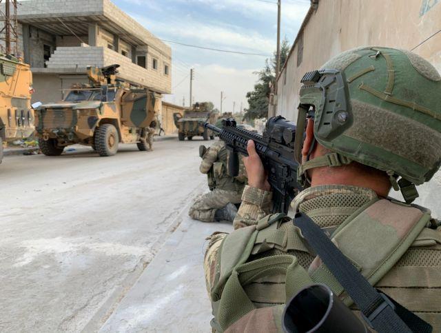 Συρία : Η Τουρκία παραβιάζει την εκεχειρία – Συνεχίζει να βομβαρδίζει αμάχους   tovima.gr