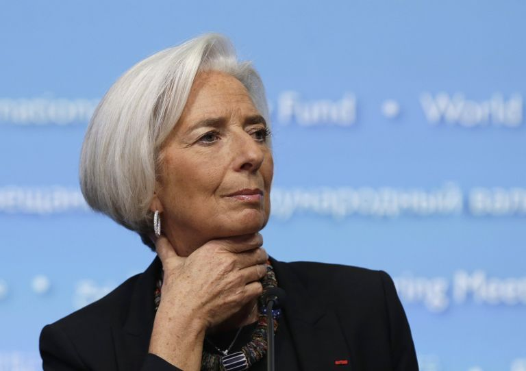 Λαγκάρντ : Επικεφαλής της ΕΚΤ την 1η Νοεμβρίου – «Τιμή μου να διαδεχθώ τον Ντράγκι» | tovima.gr