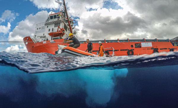 Ναυάγιο των Αντικυθήρων : Νέα εντυπωσιακά ευρήματα της υποβρύχιας έρευνας [εικόνες] | tovima.gr