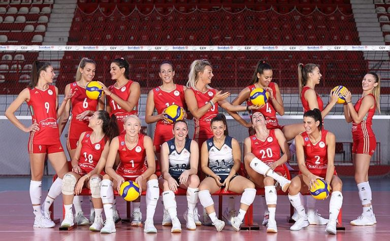 Volley League γυναικών : Με Πορφύρα η πρεμιέρα του Ολυμπιακού | tovima.gr