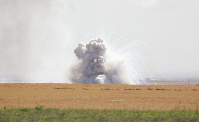 Επιχειρήσεις κατά του ISIS από τους Κούρδους στη Συρία | tovima.gr