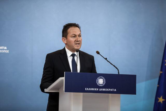 Πέτσας : Δεν θα μείνει κανένας οικονομικός μετανάστης στην Ελλάδα | tovima.gr