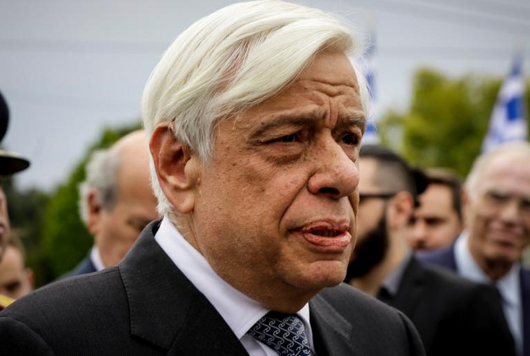 Παυλόπουλος: Θεματοφύλακες της ειρήνης, αλλά και του αγώνα για την ελευθερία | tovima.gr