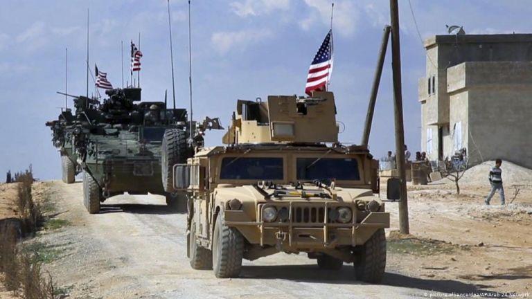 ΗΠΑ : Στο Ιράκ τα αμερικανικά στρατεύματα που αποσύρονται από τη Συρία | tovima.gr