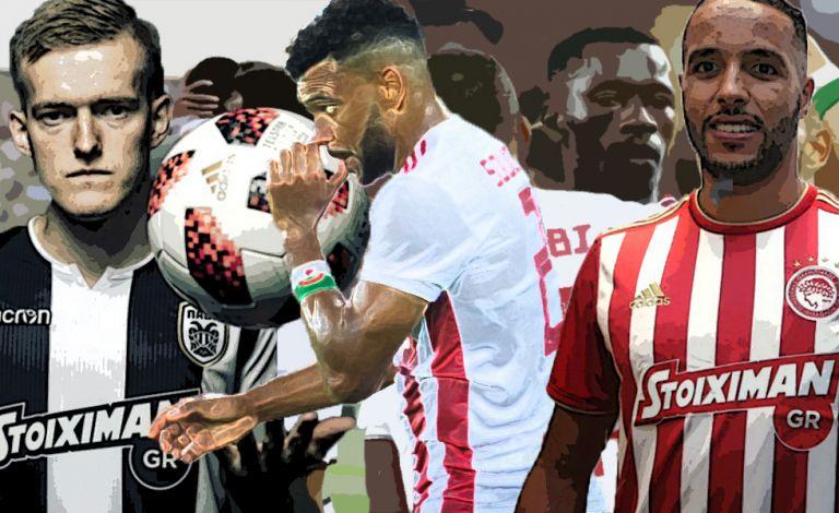 Ο… πόλεμος των γκολ (vids) | tovima.gr