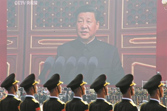 Επίδειξη δύναμης στο Πεκίνο, | tovima.gr