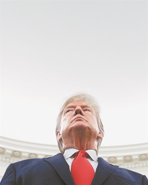Ο απαράμιλλα σοφός Ντόναλντ Τραμπ… | tovima.gr