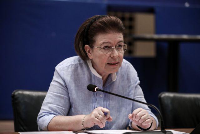 Μενδώνη για Τζόκερ : Ανοίκεια η ενέργεια των υπαλλήλων του ΥΠΠΟ- Θα κινηθούν διαδικασίες του ποινικού κώδικα | tovima.gr
