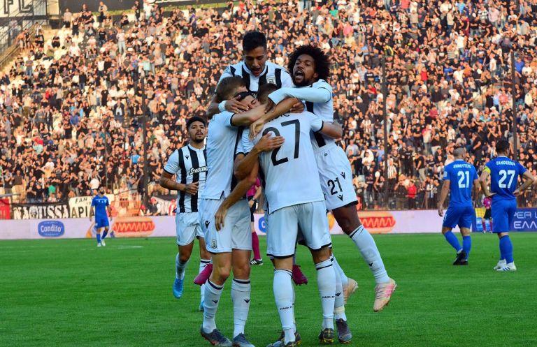 ΠΑΟΚ: Το πιο γρήγορο 3-0 της ιστορίας του | tovima.gr