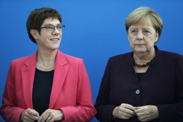 Γερμανία : Προτείνει ζώνη ασφαλείας στα τουρκοσυριακά σύνορα | tovima.gr