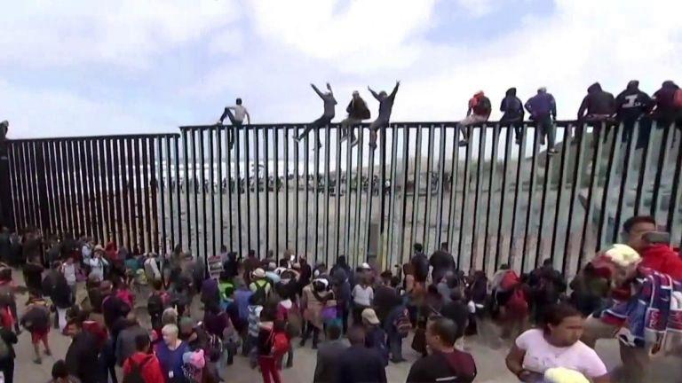 ΗΠΑ: Δείγμα DNA από τους παράτυπους μετανάστες   tovima.gr