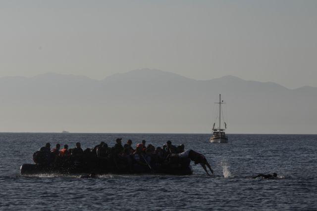 Προσφυγικό : Έφτασαν 1.900 άτομα στα νησιά σε μία εβδομάδα | tovima.gr