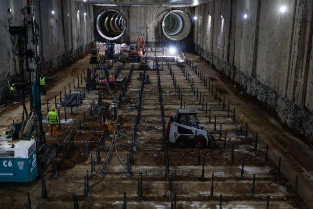Αττικό Μετρό: Το ΣτΕ ανοίγει τον δρόμο για τη Γραμμή 4 | tovima.gr