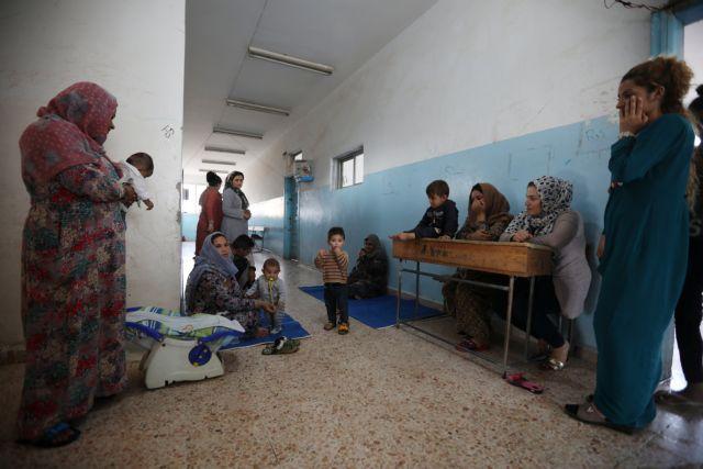 Μαρκ Έσπερ: Η Τουρκία έχει διαπράξει εγκλήματα πολέμου στη Συρία | tovima.gr