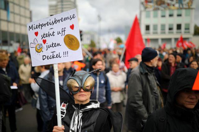 Βερολίνο : Σταθερά για πέντε χρόνια τα ενοίκια   tovima.gr
