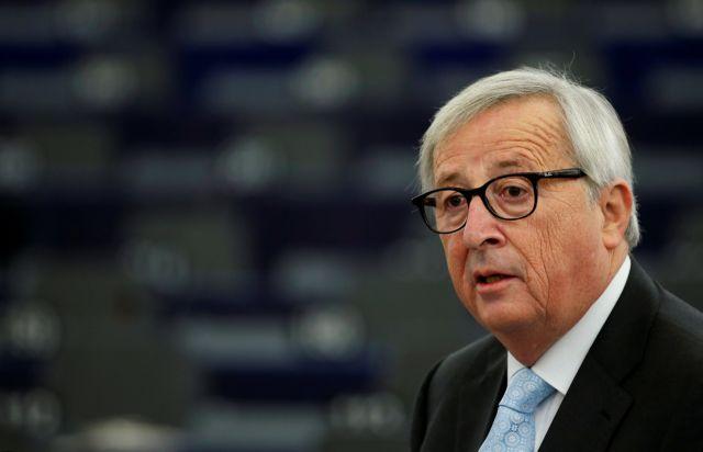 Γιούνκερ για Brexit : Ηταν σπατάλη χρόνου και ενέργειας | tovima.gr