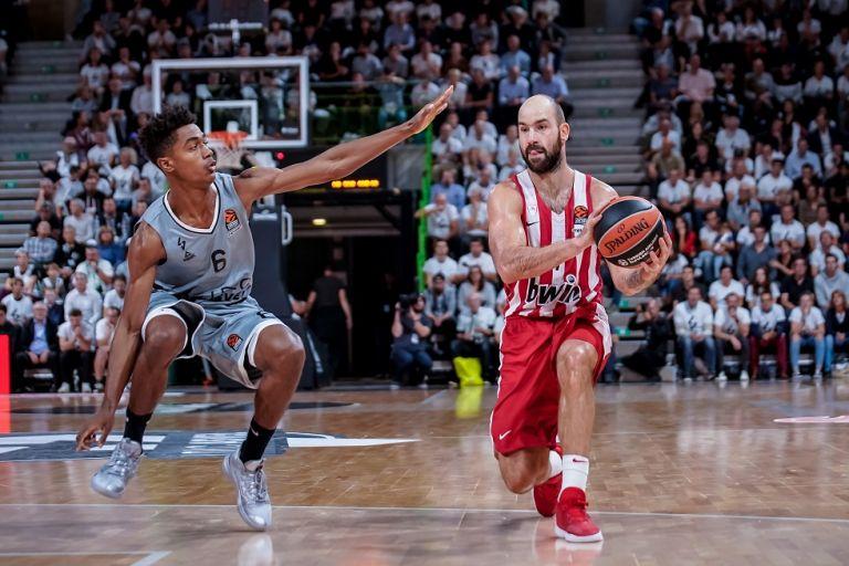 Euroleague : Υποψήφιος για την ομάδα της δεκαετίας ο Σπανούλης | tovima.gr