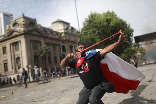 Χιλή: Συνεχίζονται οι ταραχές – Νεκρός 4χρονος | tovima.gr