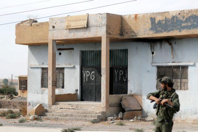 Μόσχα σε Κούρδους : Φύγετε από τη «ζώνη ασφαλείας»   tovima.gr