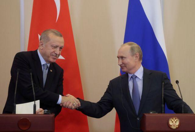 Συρία : Πούτιν – Ερντογάν μοίρασαν εδάφη και ρόλους | tovima.gr