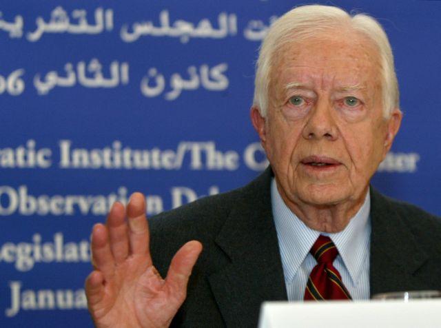 Τζίμι Κάρτερ : Πήρε εξιτήριο ο πρώην πρόεδρος των ΗΠΑ | tovima.gr