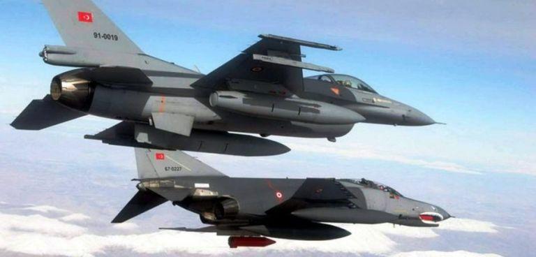 Αιγαίο : Κλιμακώνει η Τουρκία με 70 υπερπτήσεις μαχητικών   tovima.gr