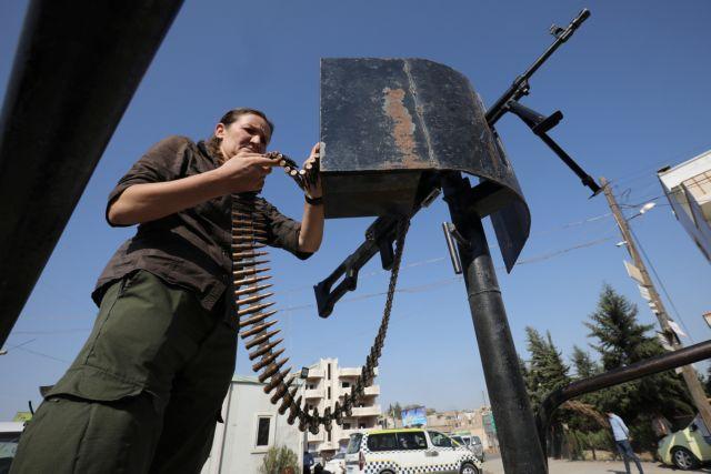 Συρία: Σκληρό «πόκερ» για τις πετρελαιοπηγές   tovima.gr