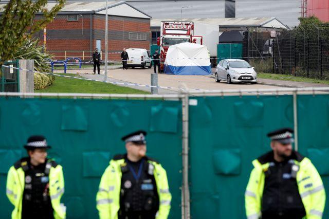 Έσσεξ : Και 5η σύλληψη για τον τραγικό θάνατο των 39 στο φορτηγό – ψυγείο | tovima.gr