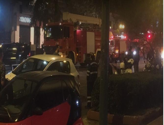 Πυρκαγιά σε κλαμπ στην Πανεπιστημίου – Πάνω από 200 άτομα ήταν μέσα | tovima.gr