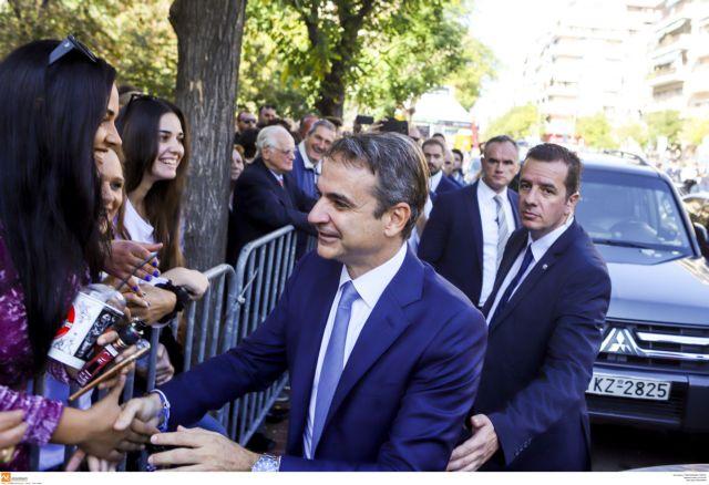 Στα Χανιά ο Πρωθυπουργός  για τη μαθητική παρέλαση | tovima.gr