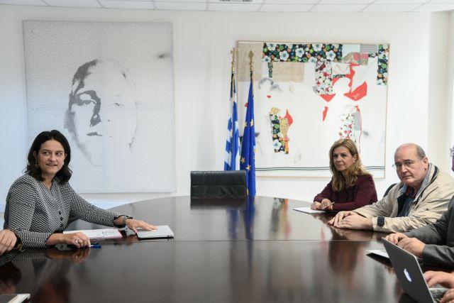 Κεραμέως – Φίλης : Πρόθεση για συγκλίσεις στα θέματα παιδείας | tovima.gr