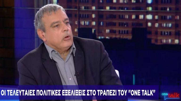 Χρ. Βερναρδάκης στο One Channel : Ωμή παραβίαση της κοινοβουλευτικής διαδικασίας η εξαίρεση βουλευτών   tovima.gr
