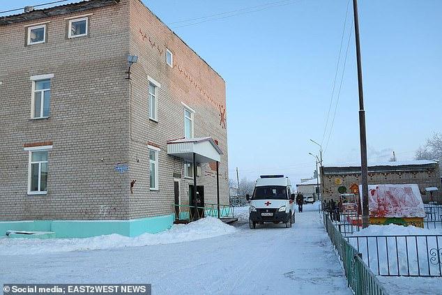 Ρωσία : Μεθυσμένος 36χρονος εισέβαλε σε παιδικό σταθμό και μαχαίρωσε 6χρονο αγοράκι | tovima.gr