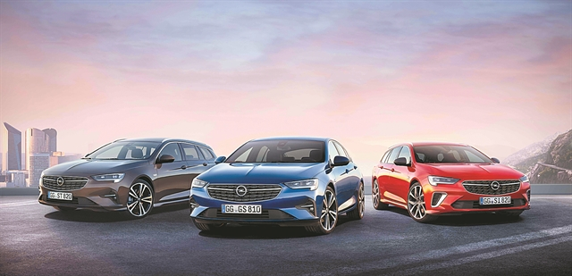 Opel Insignia 2020: Σε αντίστροφη μέτρηση | tovima.gr
