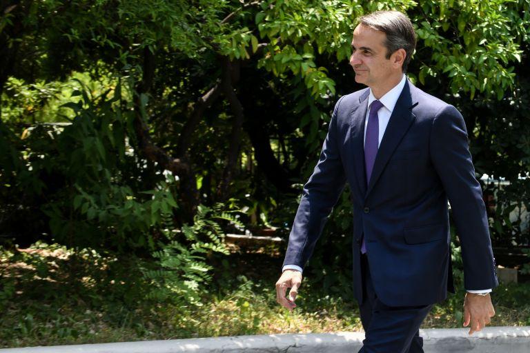 Η παρέα του Πρωθυπουργού στο Μαξίμου | tovima.gr