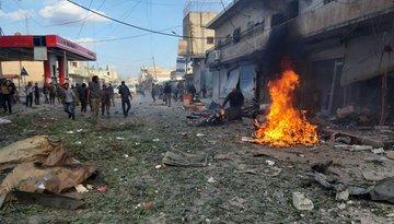 Έκρηξη σε παγιδευμένο αυτοκίνητο έσπειρε το θάνατο στη Συρία | tovima.gr